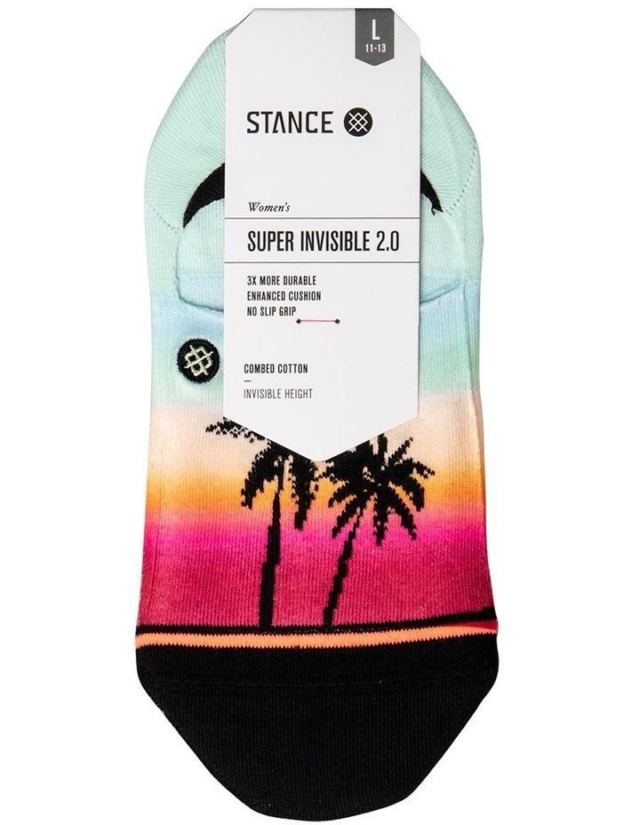 Stance 'Baecation' Super Invisible Sock W115C18BAE image 1