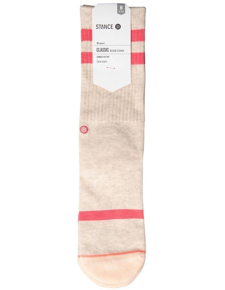 Stance 'Uncommon' Classic Crew Sock W556A18UNC image 1