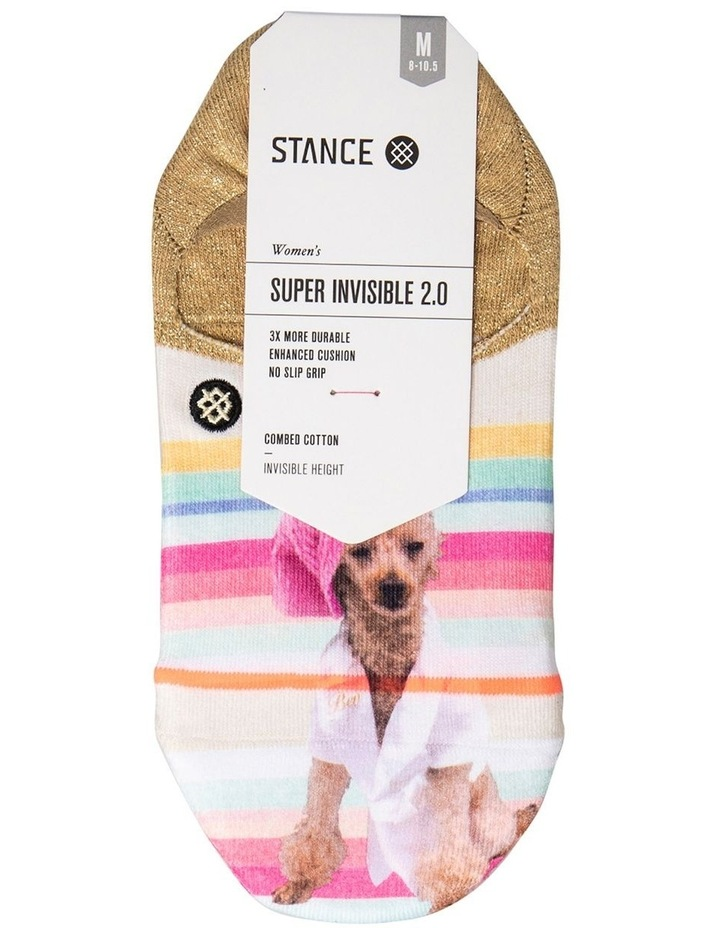 Stance 'Call Me Bev' Super Invisible Sock W115C18CAL image 1