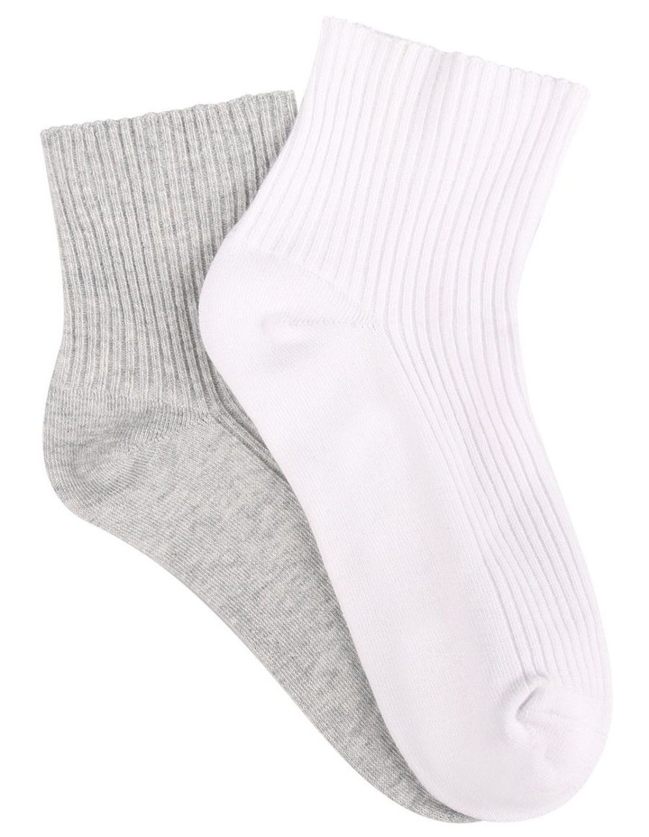 Rib It Ankle High 2 Pack image 1
