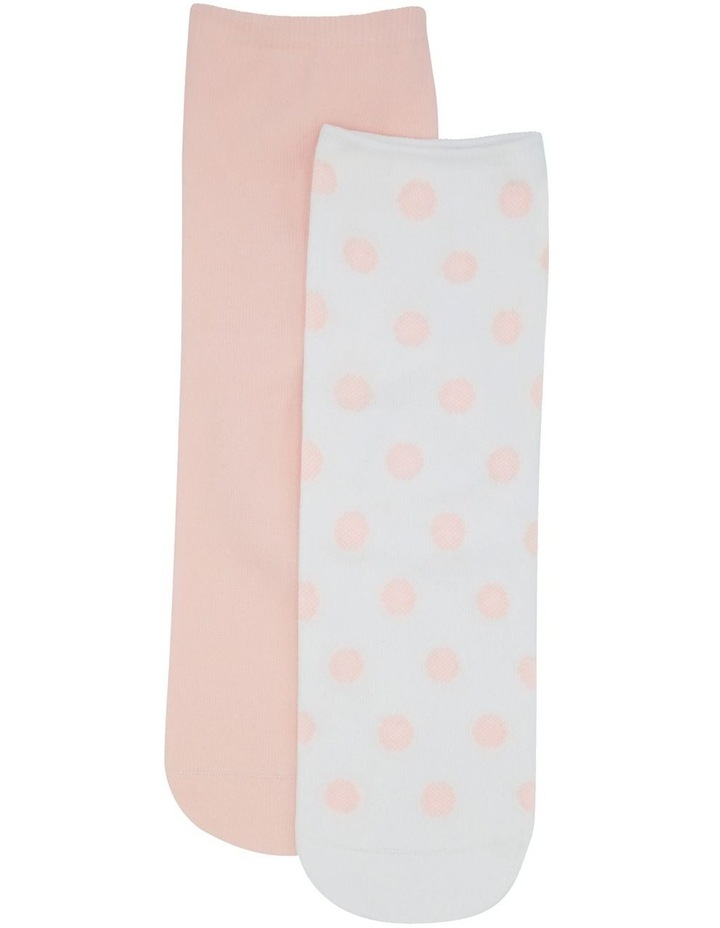 Soft Spots Ankle High 2 Pack image 1