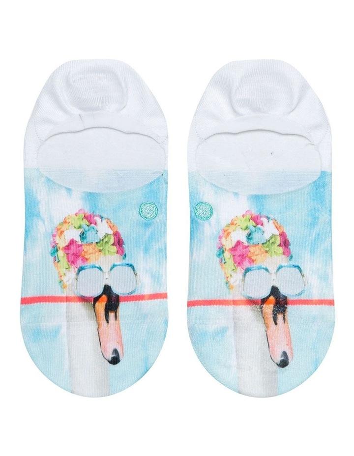 'Svetlana' Super Invisible Socks W145A19SVE image 2
