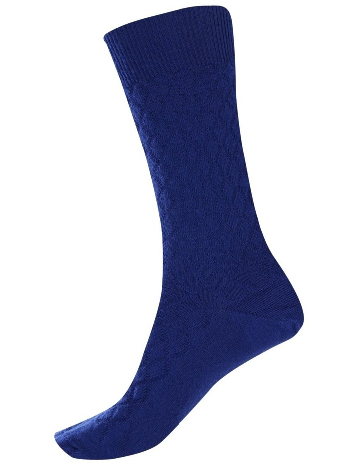 Quilted Health Sock 44C05 image 3