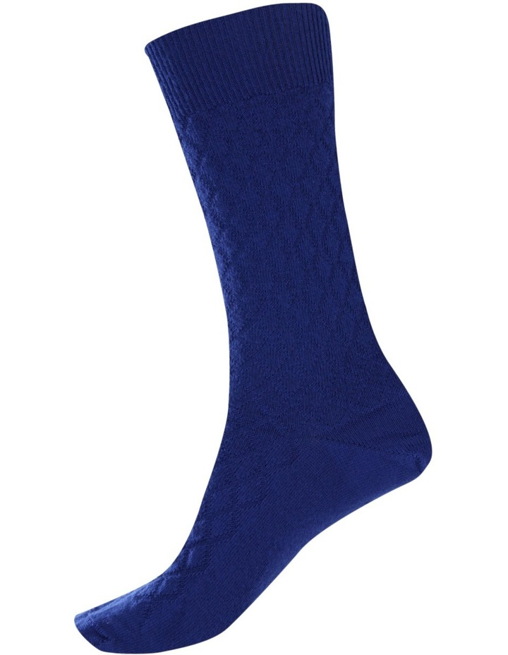 Quilted Health Sock 44C05 image 4