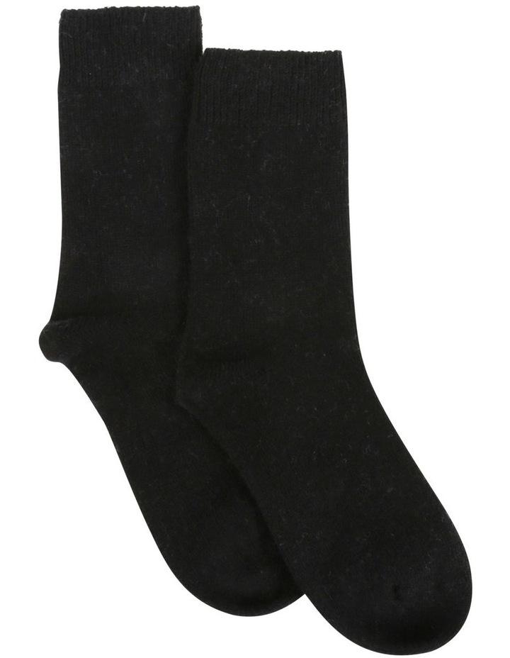 Rib Midi Sock image 1