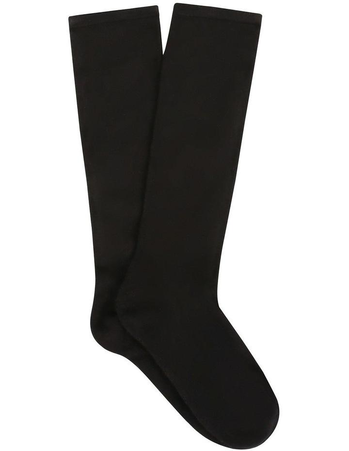 Bamboo Knee Hi Socks image 1