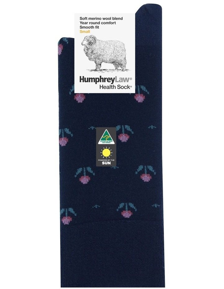 'Merino Wool' Health Socks 85C05 image 2