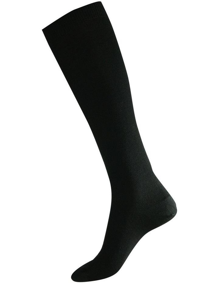 'Merino Wool' Knee High Socks 86H05 image 1