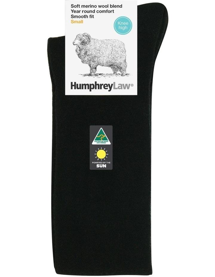 'Merino Wool' Knee High Socks 86H05 image 2