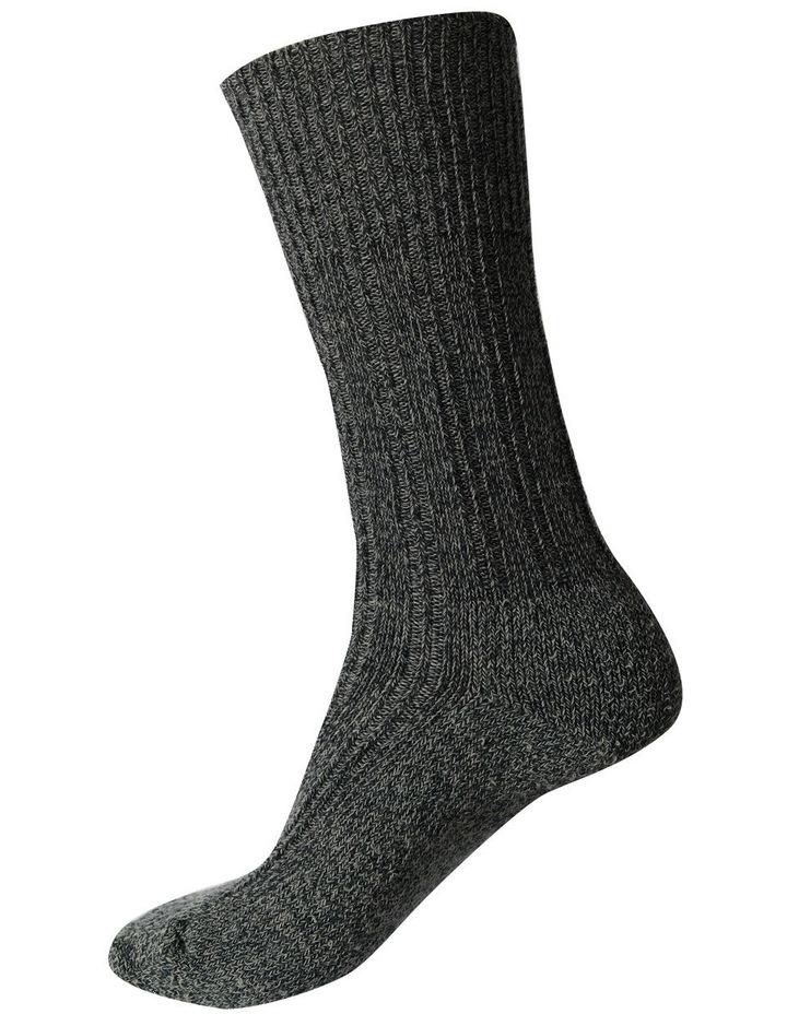 90% Fine Merino Wool Winter Health Sock image 2
