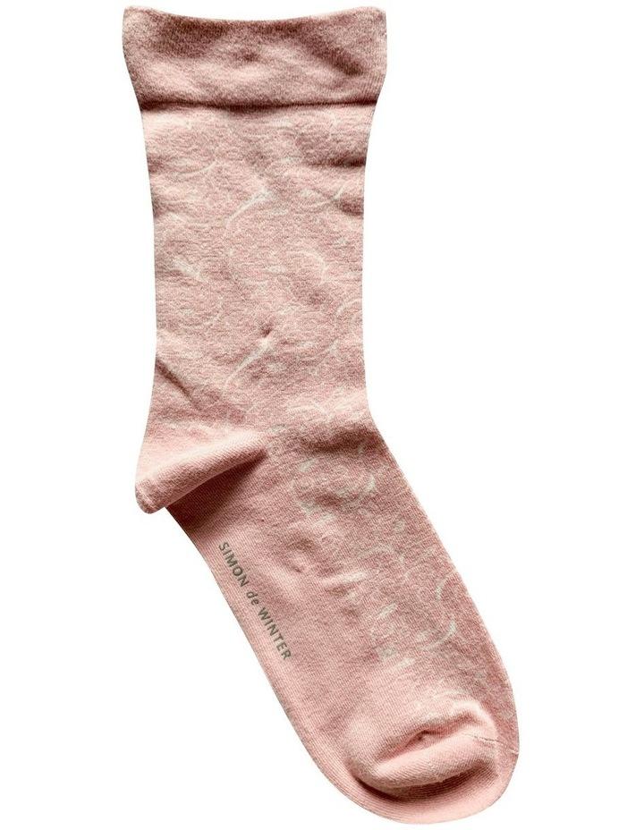 2 Pack Circulation Crew Socks image 1