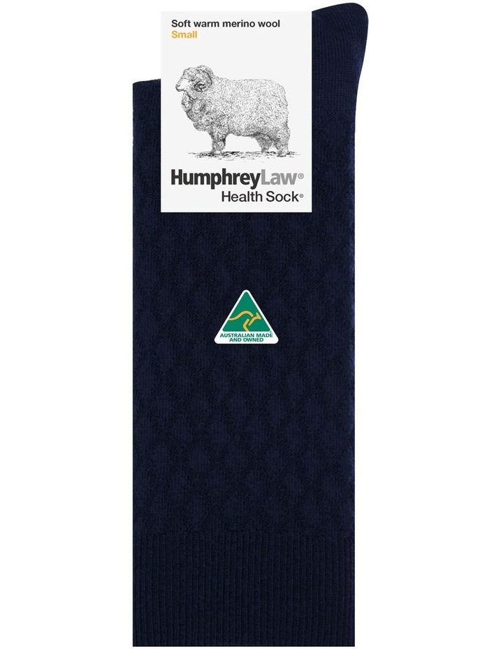 Quilted Health Socks image 1