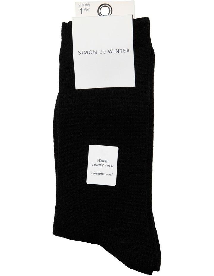 Fashion Winter Touch Crew Socks image 2