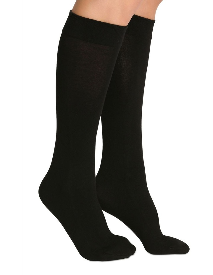 Kayser Cotton Rich Boot Sock H10210 image 2