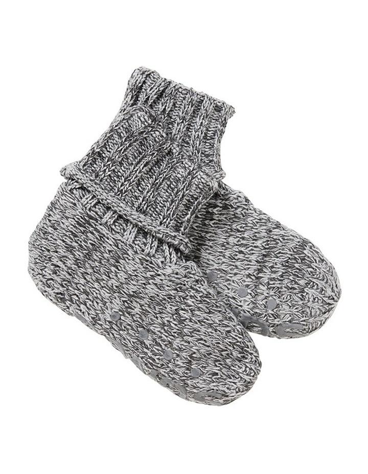 'Knit Bootie' 1pk LYLU1N image 1