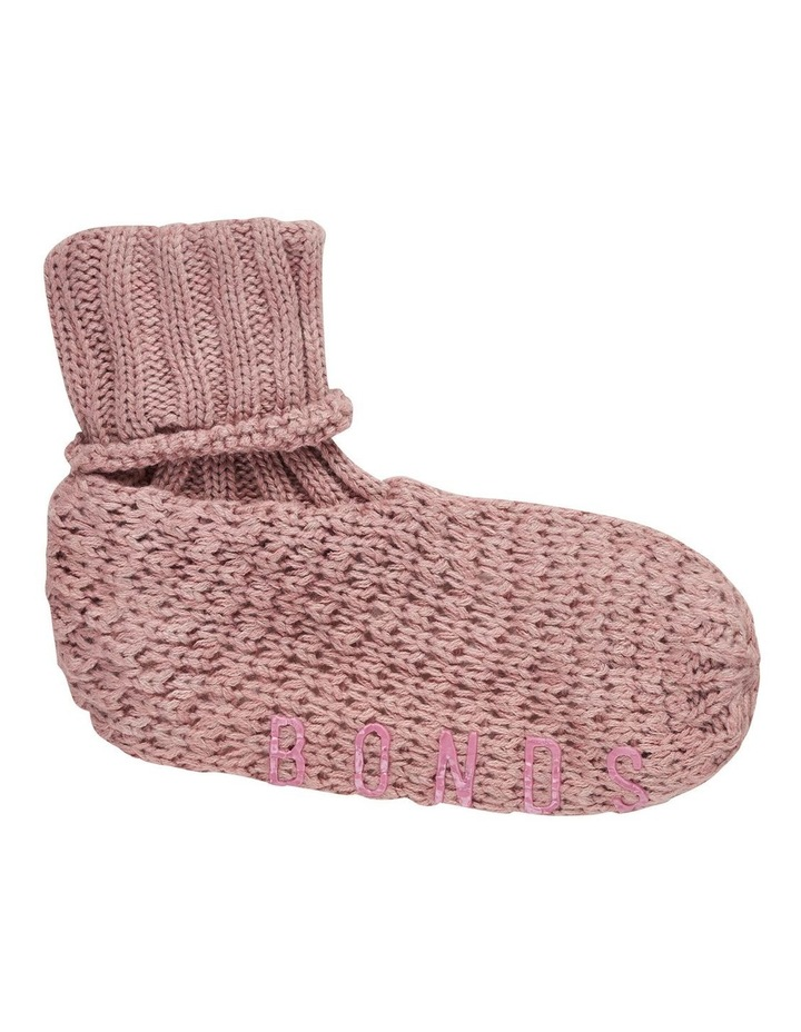 Knit Bootie 1 Pack LYLU1N image 1
