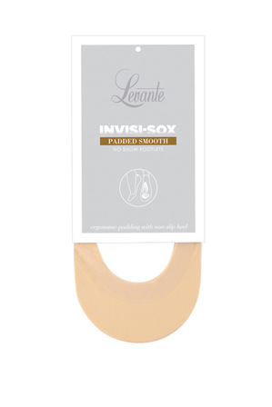 INVISI SOX - Invisi Sox Smooth Footlet LISMTERGFT