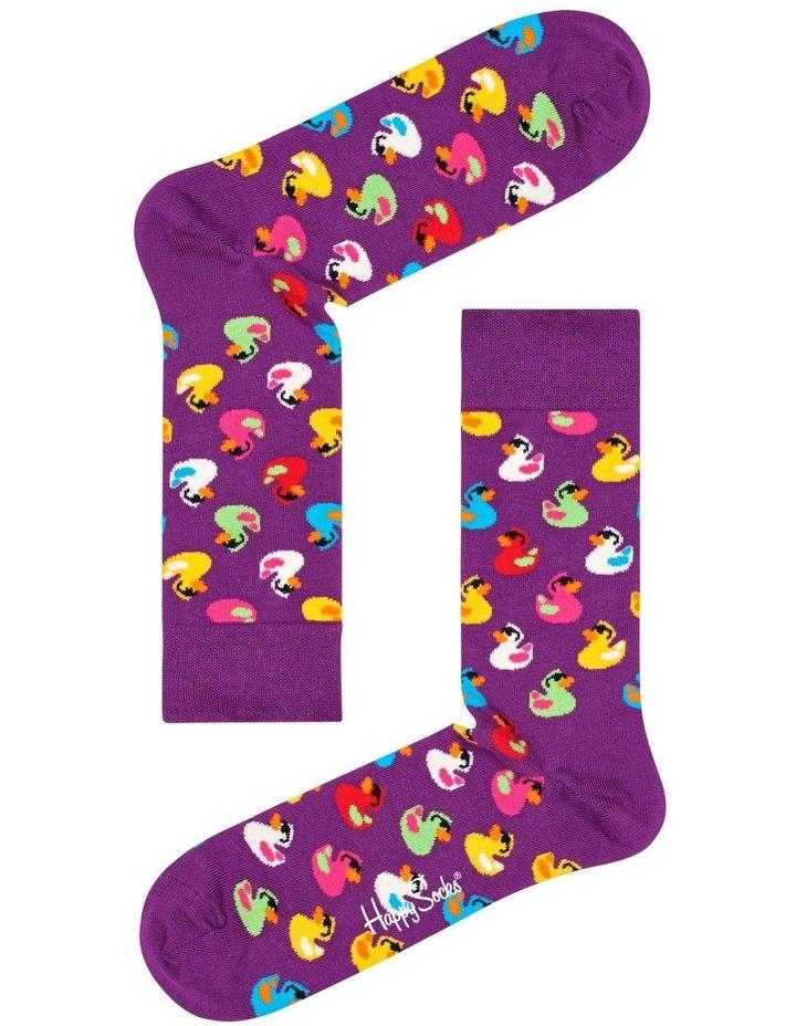 Rubber Duck' Crew Socks RDU01-5500 image 1