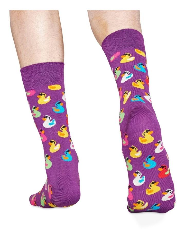 Rubber Duck' Crew Socks RDU01-5500 image 3