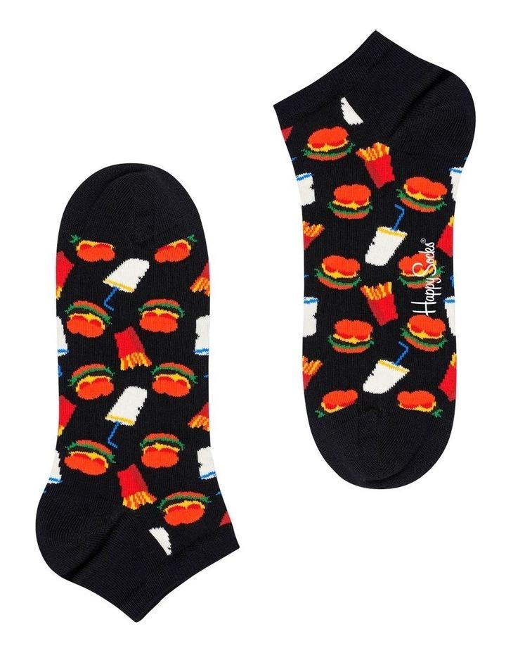 Hamburger' Anklet Socks HAM05-9300 image 1