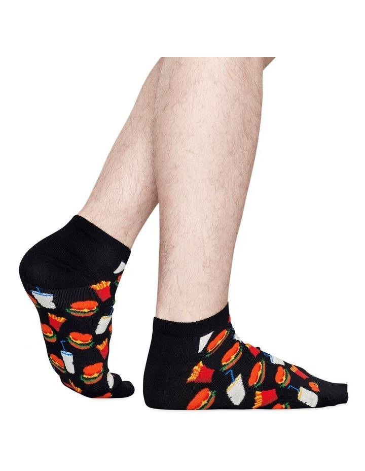 Hamburger' Anklet Socks HAM05-9300 image 2
