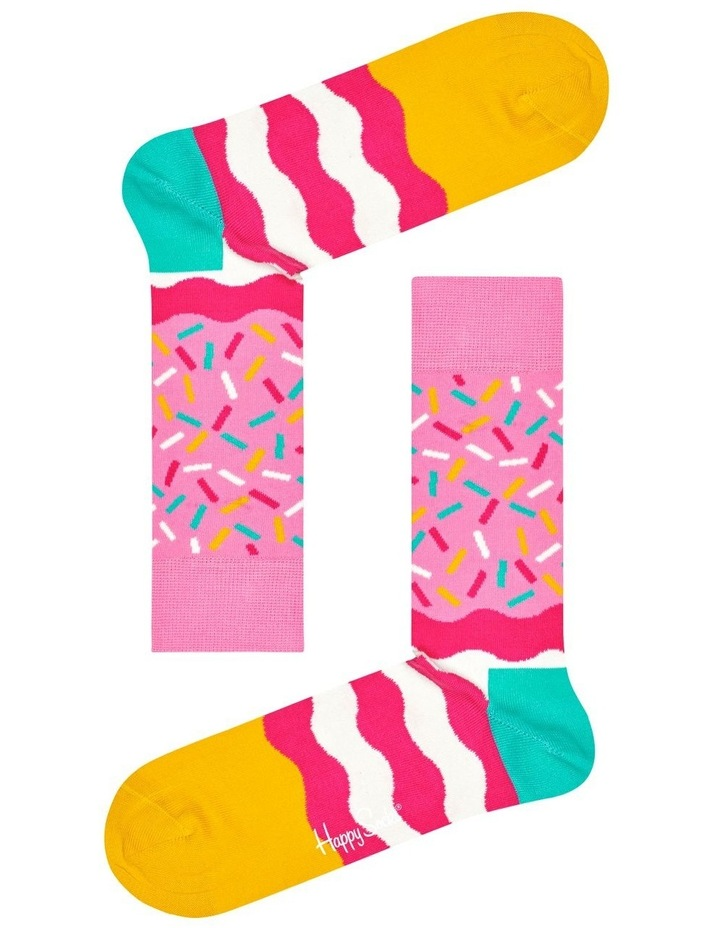 Bday Sprinkles Crew Sock image 1