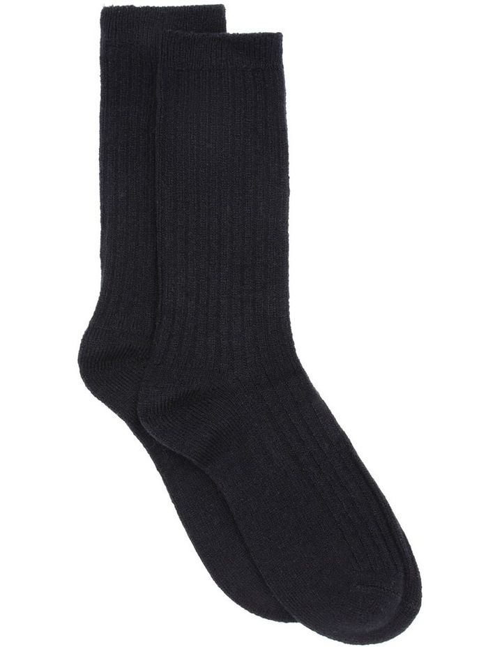 Wool Blend Crew Boot Sock 2 Pack image 1
