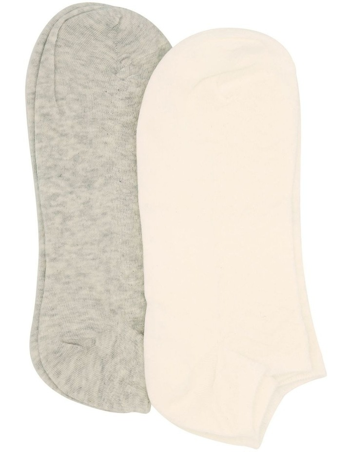 2 Pack Low Cut Sock LEVLCSK2 image 1