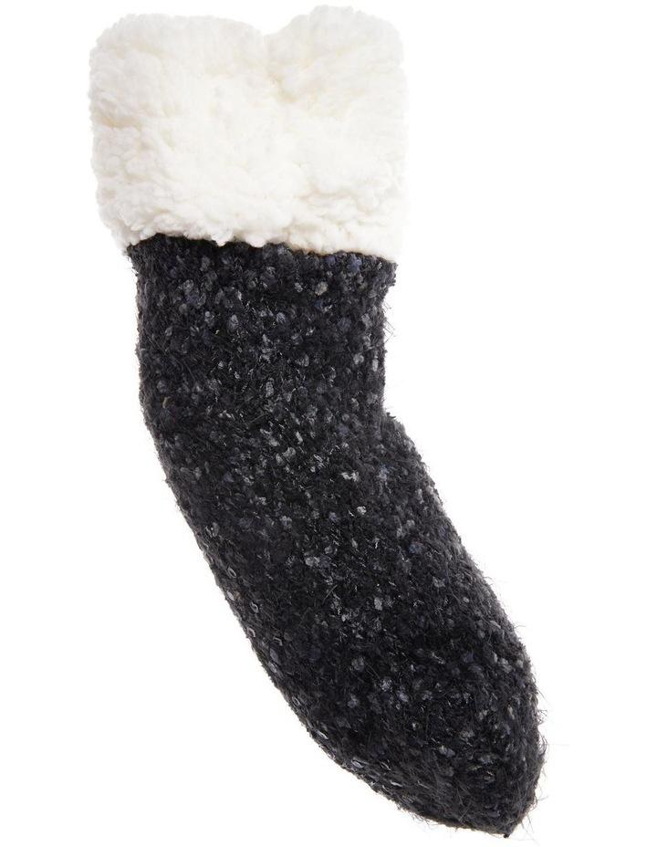 Sherpa Twisted Metallic Sock 25142 image 2
