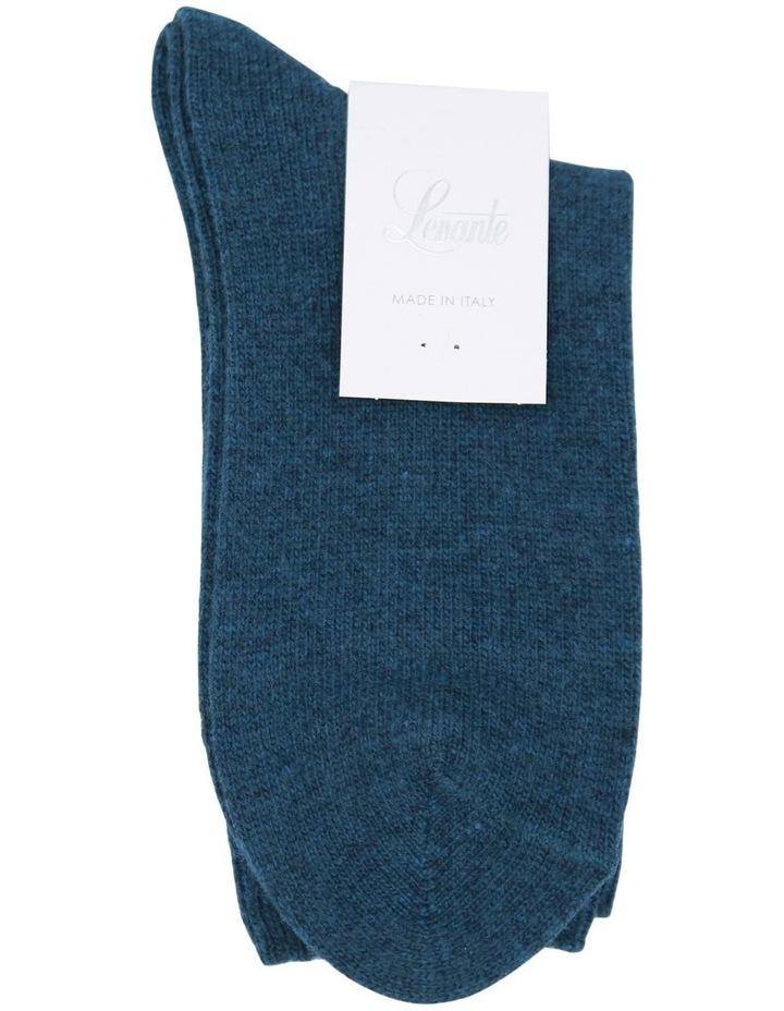 Pina Wool Blend Crew Socks LEVPCR image 2