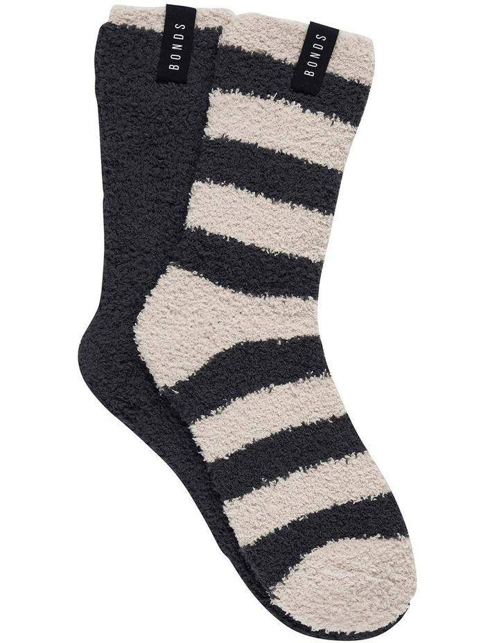 Marshmellow Sock 2 Pack LXTP2N image 1