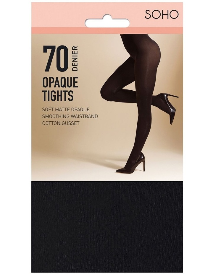 70D Opaque Tights image 1