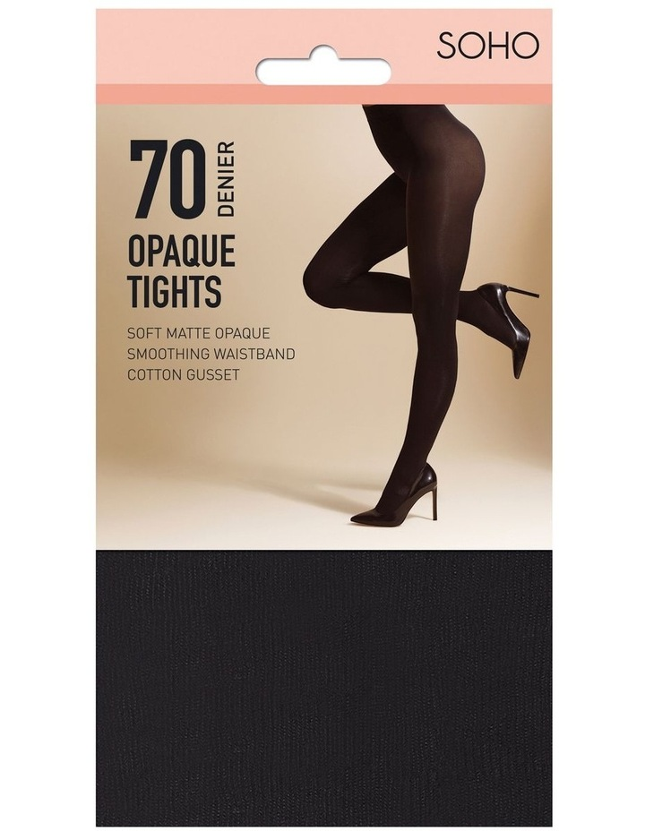 Soho 70D Opaque Tights image 1