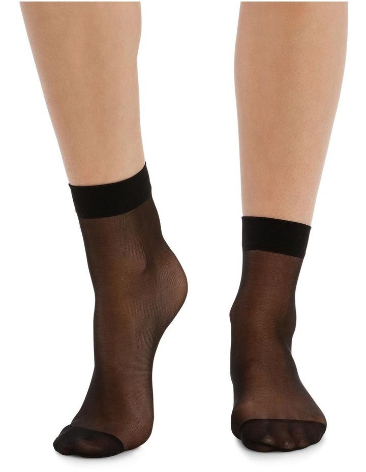 Soho 15D Sheer Anklets 3 Pack image 2