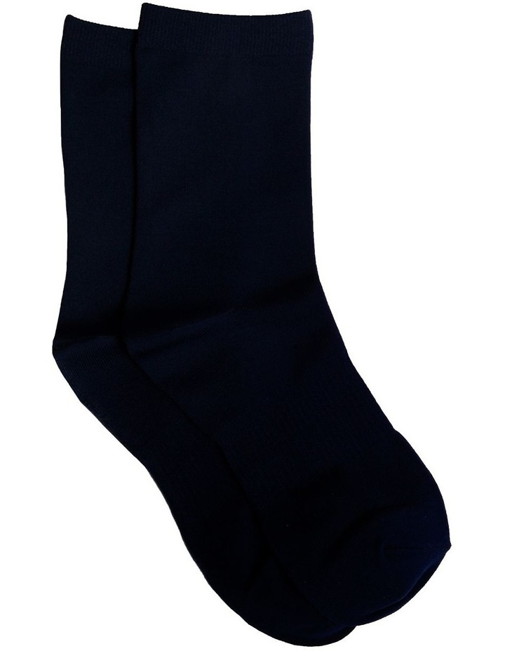 Core 3/4 Tactel Crew Sock 2 pk HSOW18011 image 2