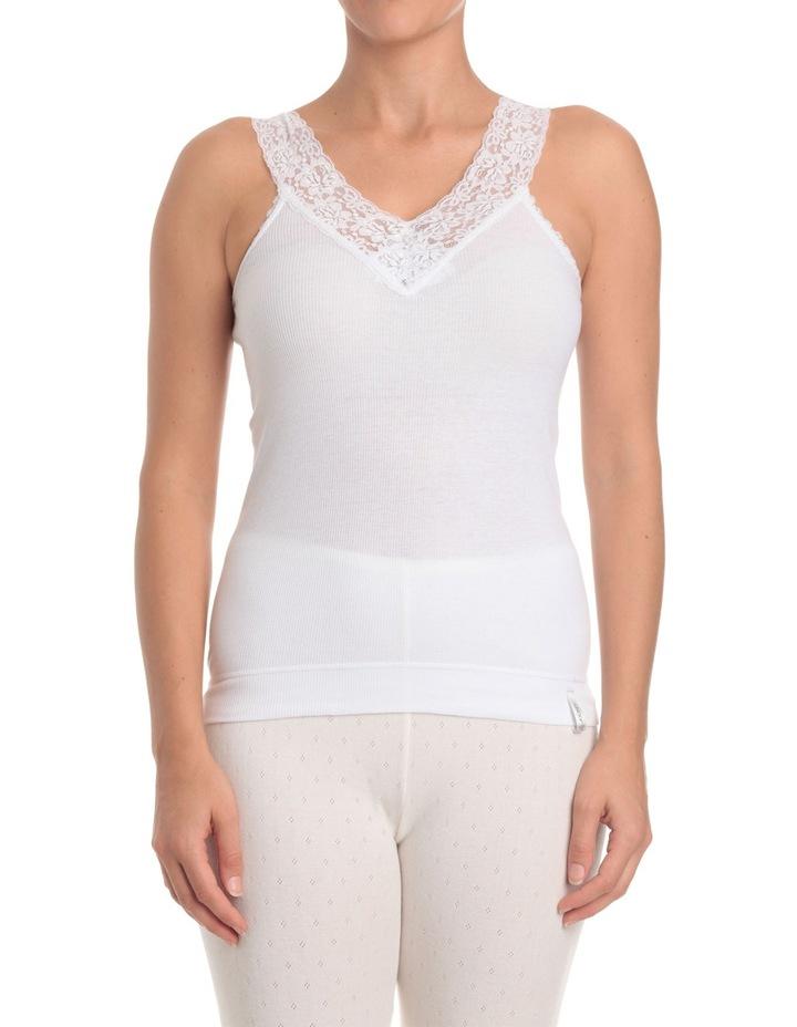 'Luxi' Cotton Cami WZ60 image 1