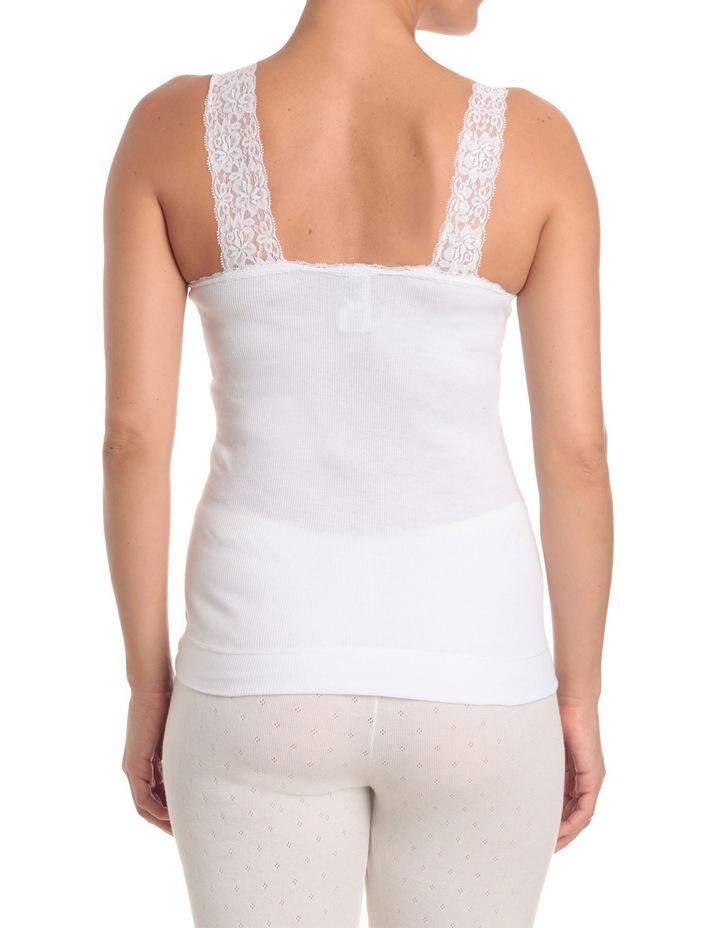 'Luxi' Cotton Cami WZ60 image 2