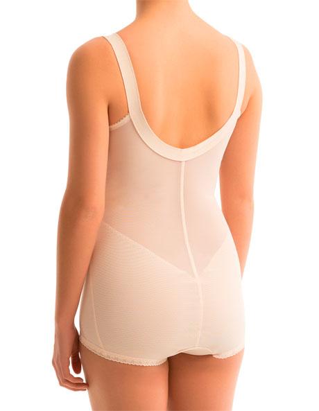 'Poesie' Zip Bodysuit 10000126 image 5
