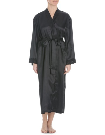 3e641570a8 Soho  Basics  Satin Robe SHS2952E1