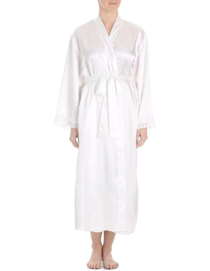 'Basics' Satin Robe SHS2952E2 image 1