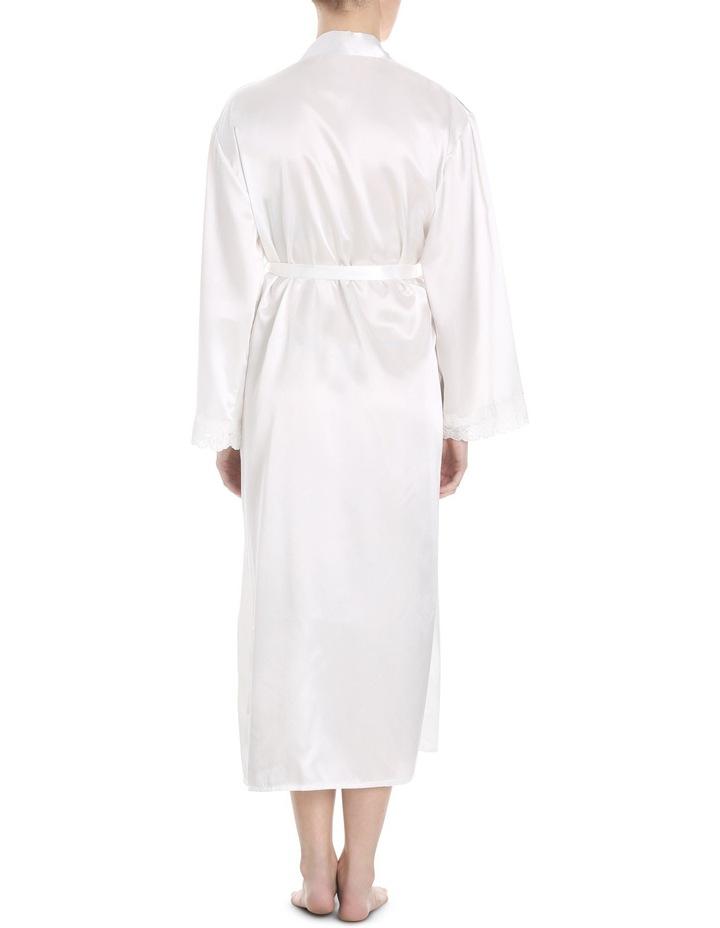 'Basics' Satin Robe SHS2952E2 image 2