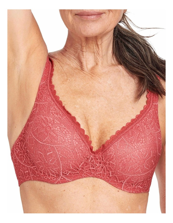 Barely There Lace Bra YYTP image 1
