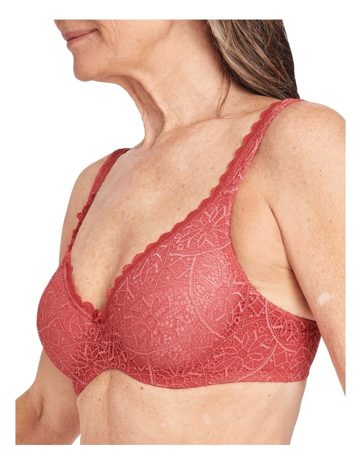 Barely There Lace Bra YYTP image 2