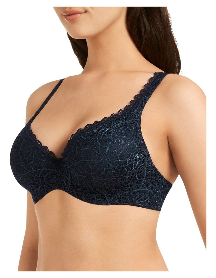 'Barely There' Lace Contour Bra YYTP image 2
