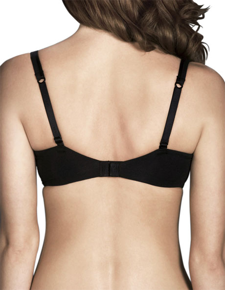 'Barely There' Cotton Bra Y289P image 2
