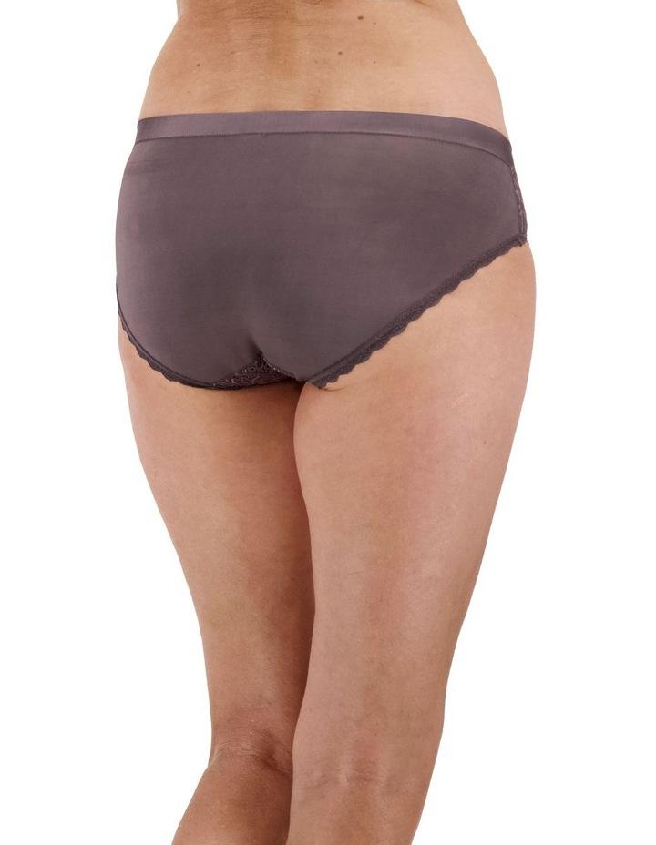 Barely There Lace Bikini Brief image 2