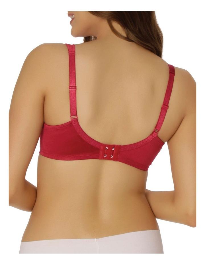 Triumph 'Lacy Minimiser' underwire bra 10154651 image 3