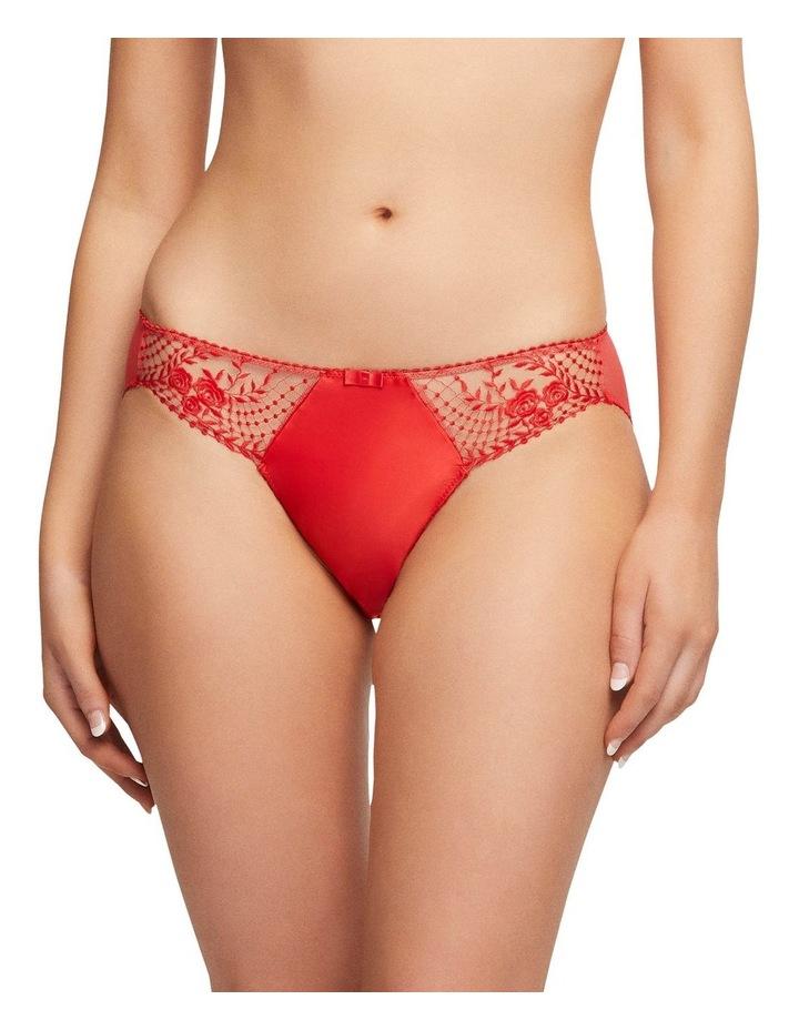 Julies Roses Bikini Brief D22019 image 1