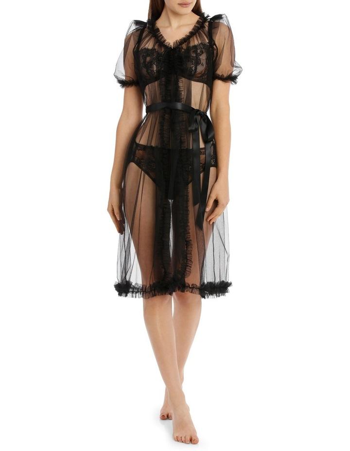 9c92c77e24278 Dita Von Teese | Vintage Sheer Robe D65009 | MYER