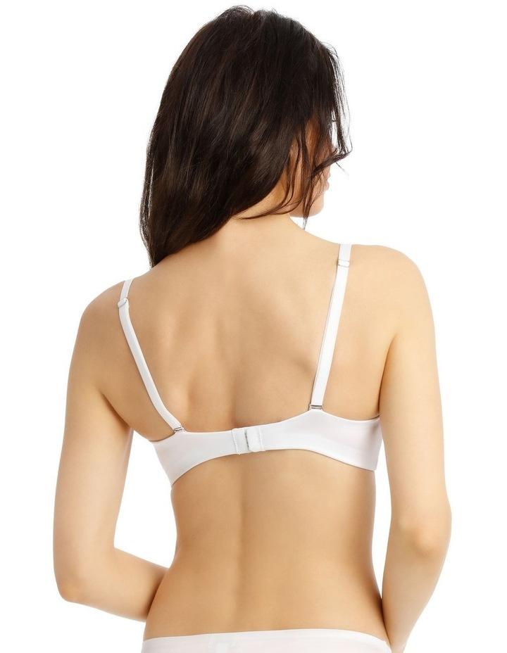 Pure Comfort Wire-Free Bra - White image 2